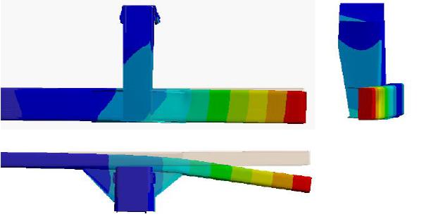 design validation of rear underrun protection of trucks